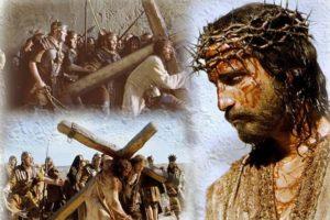 Крещение Иисуса страданием